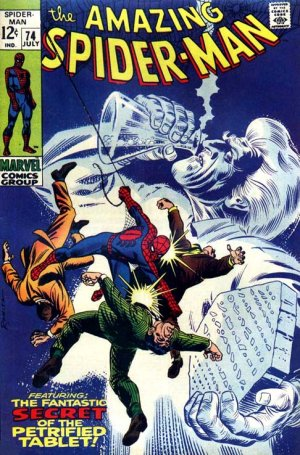 The Amazing Spider-Man # 74 Issues V1 (1963 - 1998)