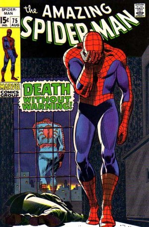 The Amazing Spider-Man # 75 Issues V1 (1963 - 1998)