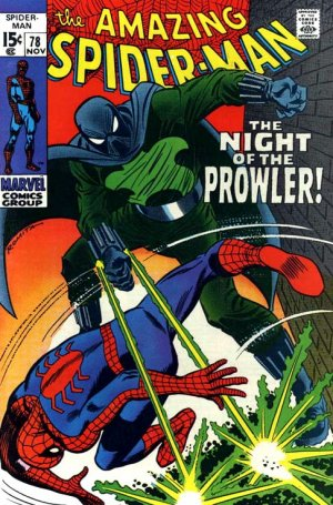 The Amazing Spider-Man # 78 Issues V1 (1963 - 1998)