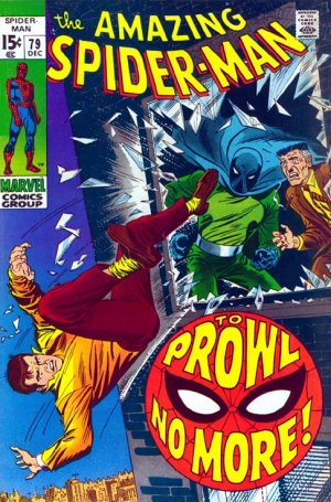 The Amazing Spider-Man # 79 Issues V1 (1963 - 1998)