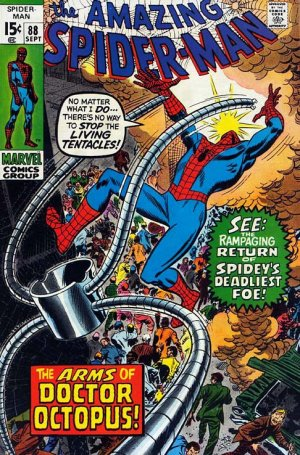 The Amazing Spider-Man # 88 Issues V1 (1963 - 1998)