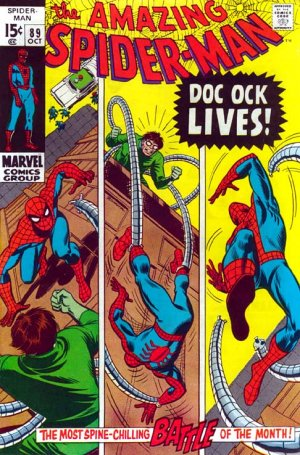 The Amazing Spider-Man # 89 Issues V1 (1963 - 1998)