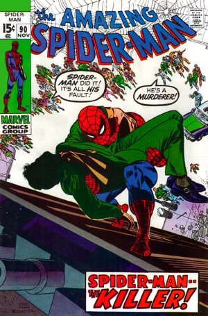 The Amazing Spider-Man # 90 Issues V1 (1963 - 1998)