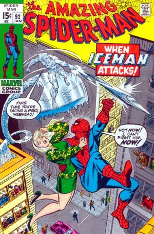 The Amazing Spider-Man # 92 Issues V1 (1963 - 1998)
