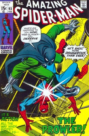 The Amazing Spider-Man # 93 Issues V1 (1963 - 1998)