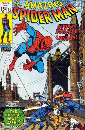 The Amazing Spider-Man # 95 Issues V1 (1963 - 1998)