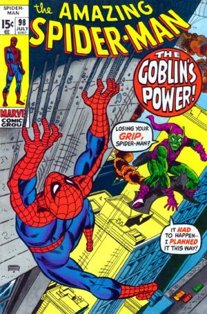 The Amazing Spider-Man # 98 Issues V1 (1963 - 1998)
