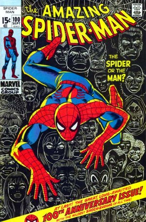 The Amazing Spider-Man # 100 Issues V1 (1963 - 1998)