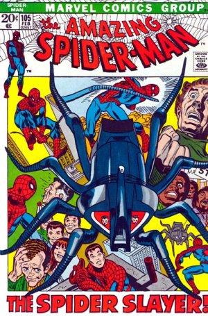 The Amazing Spider-Man 105 - The Spider Slayer!