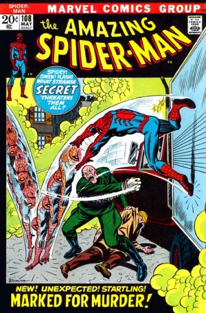 The Amazing Spider-Man # 108 Issues V1 (1963 - 1998)