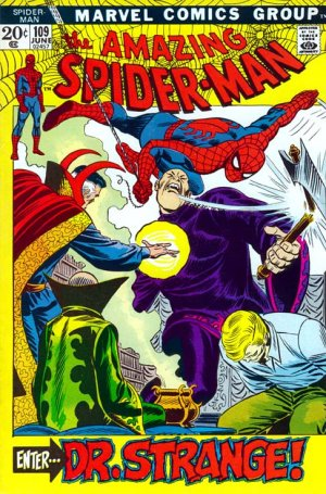 The Amazing Spider-Man 109 - Enter: Dr. Strange!