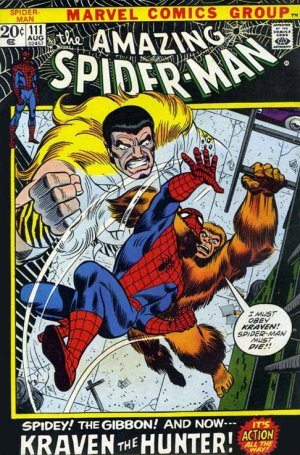 The Amazing Spider-Man # 111 Issues V1 (1963 - 1998)