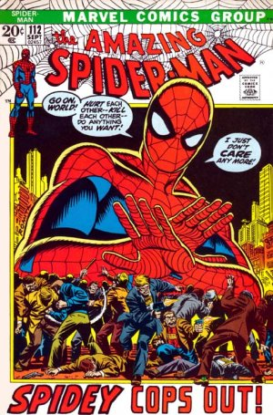 The Amazing Spider-Man # 112 Issues V1 (1963 - 1998)
