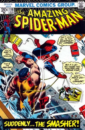 The Amazing Spider-Man # 116 Issues V1 (1963 - 1998)