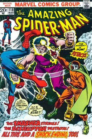 The Amazing Spider-Man # 118 Issues V1 (1963 - 1998)