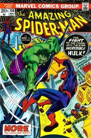 The Amazing Spider-Man # 120 Issues V1 (1963 - 1998)