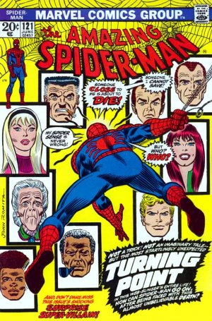 The Amazing Spider-Man # 121 Issues V1 (1963 - 1998)