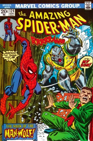 The Amazing Spider-Man # 124 Issues V1 (1963 - 1998)