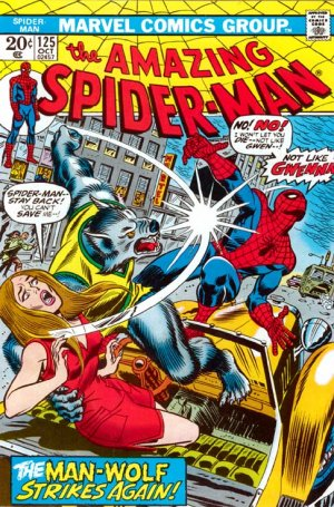 The Amazing Spider-Man # 125 Issues V1 (1963 - 1998)