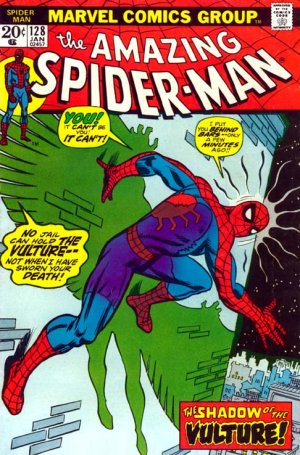 The Amazing Spider-Man # 128 Issues V1 (1963 - 1998)