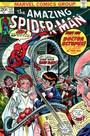 The Amazing Spider-Man # 131 Issues V1 (1963 - 1998)