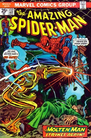 The Amazing Spider-Man # 132 Issues V1 (1963 - 1998)