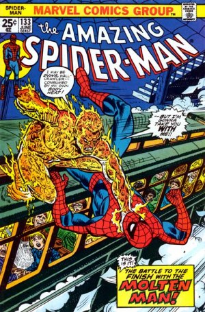 The Amazing Spider-Man # 133 Issues V1 (1963 - 1998)