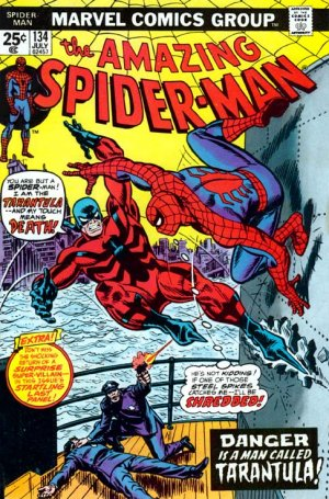The Amazing Spider-Man # 134 Issues V1 (1963 - 1998)
