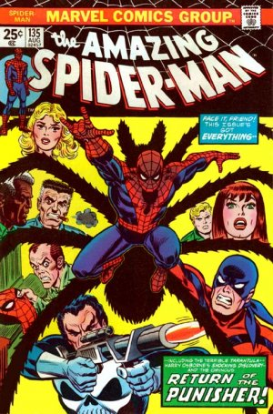 The Amazing Spider-Man # 135 Issues V1 (1963 - 1998)