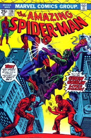 The Amazing Spider-Man # 136 Issues V1 (1963 - 1998)