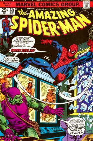 The Amazing Spider-Man # 137 Issues V1 (1963 - 1998)
