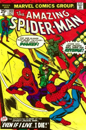 The Amazing Spider-Man # 149 Issues V1 (1963 - 1998)