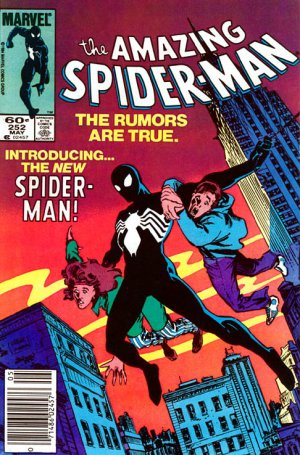 The Amazing Spider-Man # 252 Issues V1 (1963 - 1998)