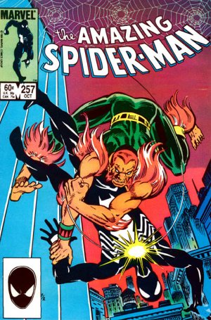 The Amazing Spider-Man # 257 Issues V1 (1963 - 1998)
