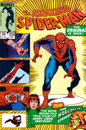 The Amazing Spider-Man # 259 Issues V1 (1963 - 1998)
