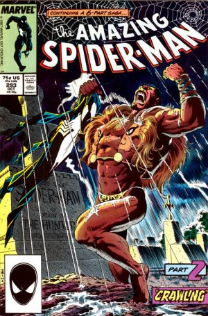 The Amazing Spider-Man # 293 Issues V1 (1963 - 1998)