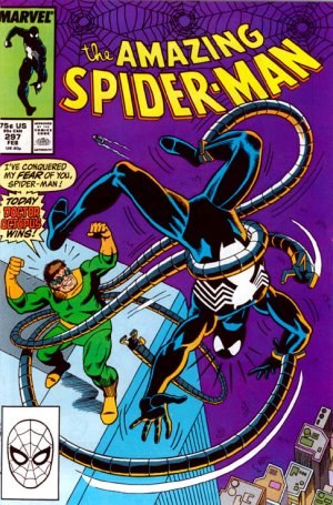 The Amazing Spider-Man # 297 Issues V1 (1963 - 1998)