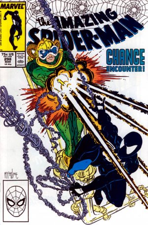 The Amazing Spider-Man # 298 Issues V1 (1963 - 1998)