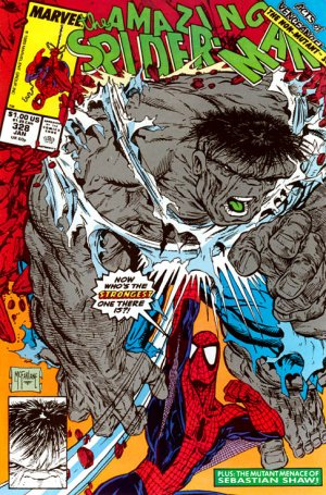 The Amazing Spider-Man # 328 Issues V1 (1963 - 1998)