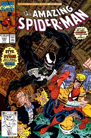 The Amazing Spider-Man # 333 Issues V1 (1963 - 1998)