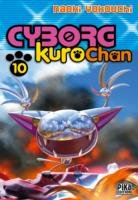 couverture, jaquette Cyborg Kurochan 10  (Pika) Manga