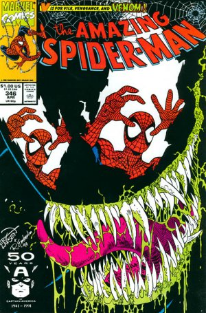 The Amazing Spider-Man # 346 Issues V1 (1963 - 1998)