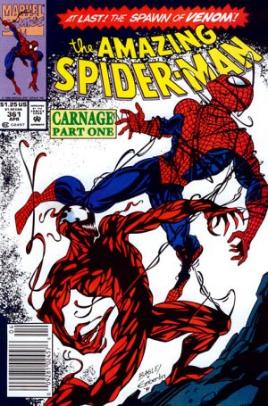 The Amazing Spider-Man # 361 Issues V1 (1963 - 1998)