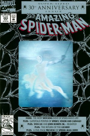 The Amazing Spider-Man # 365 Issues V1 (1963 - 1998)