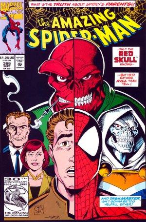 The Amazing Spider-Man 366 - Skullwork