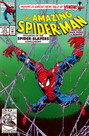 The Amazing Spider-Man # 373 Issues V1 (1963 - 1998)