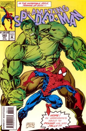 The Amazing Spider-Man # 382 Issues V1 (1963 - 1998)