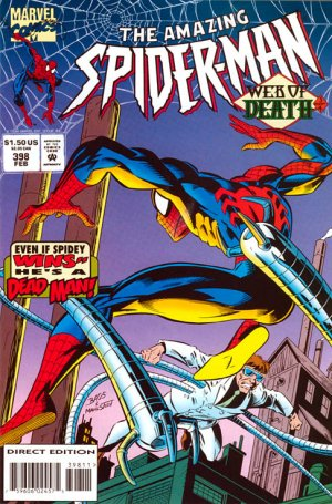 The Amazing Spider-Man # 398 Issues V1 (1963 - 1998)