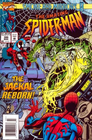 The Amazing Spider-Man # 399 Issues V1 (1963 - 1998)