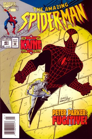 The Amazing Spider-Man # 401 Issues V1 (1963 - 1998)